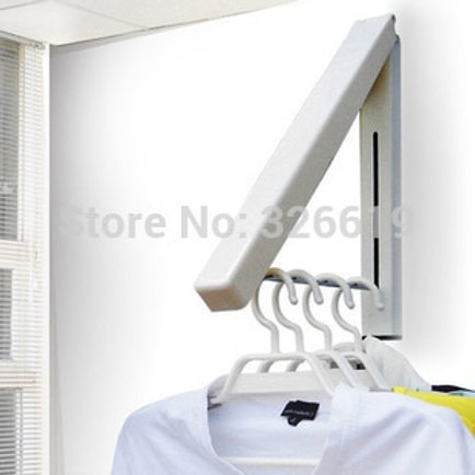 Multifunctional Folding Coat/ Drying Rack