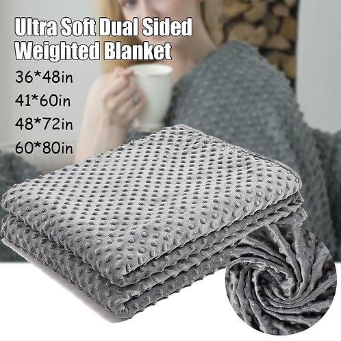 Weighted Blanket Adult Children Blankets Decompression