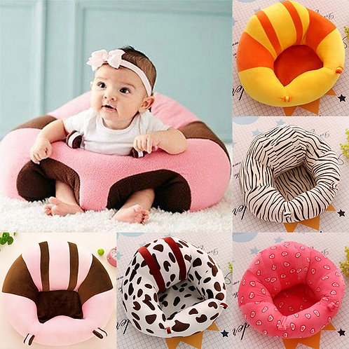Newborn Baby Sofa Seat Child Support Cute Soft Sofa Toddler Learning