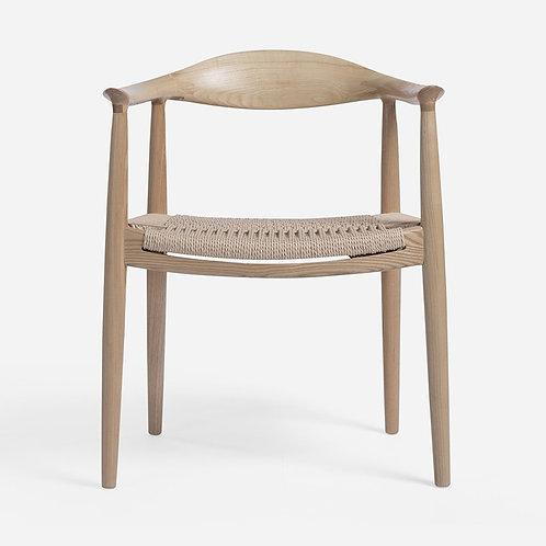 Embla Chair - Ash Wood & Natural Paper Cord Seat