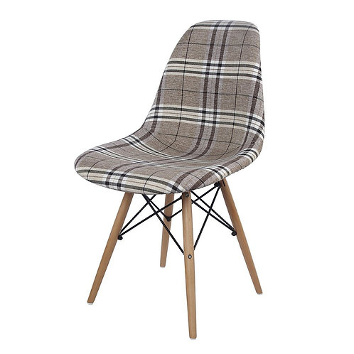 Eiffel Chair - Upholstered - Fabric E03