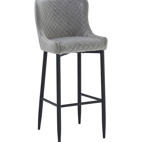 Saskia Counter Stool - Steel