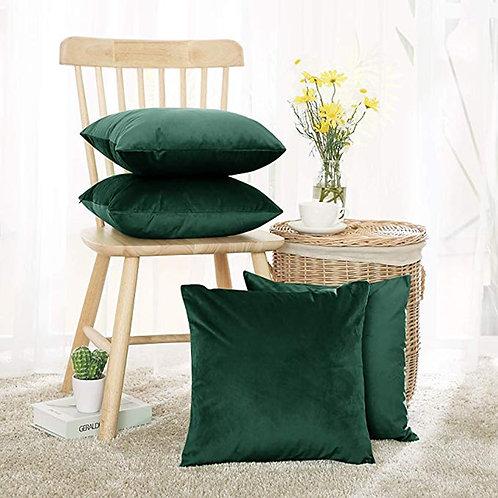 Soft Velvet Cushion Cover Decorative Pillow