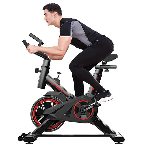 Ultra-Quiet Indoor Sports Fitness Equipment High Quality Cycling Bikes 270 Pound