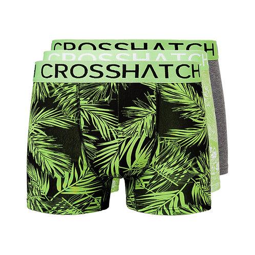 Tresco Boxers 3pk Green