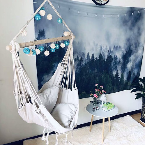 Nordic Style Hammock Chair Swing