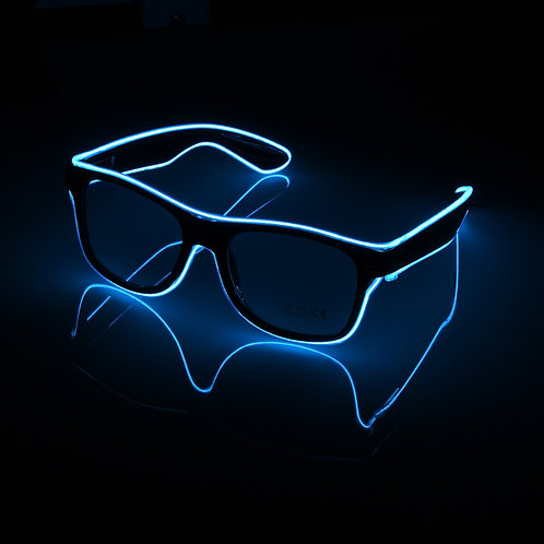 Flashing Glasses LED Glasses | Festival Party Glow Sunglasses