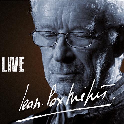 Jean-Pax Méfret - Live (Double CD)