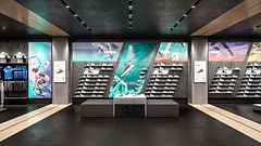 Athleticwear Flagship Store   Beijing, China