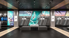 Athleticwear Flagship Store | Beijing, China