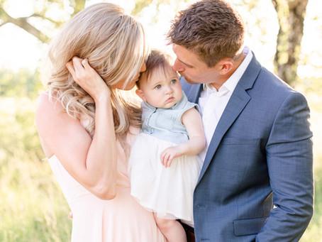 Mitchell Family | Family Photo Shoot | South Haven, MI
