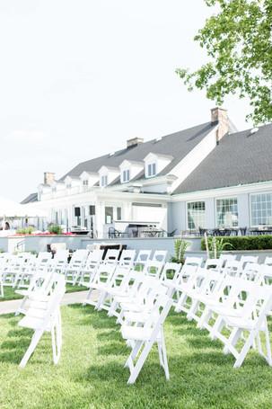 ceremony Kent Country Club Wedding Grand Rapids