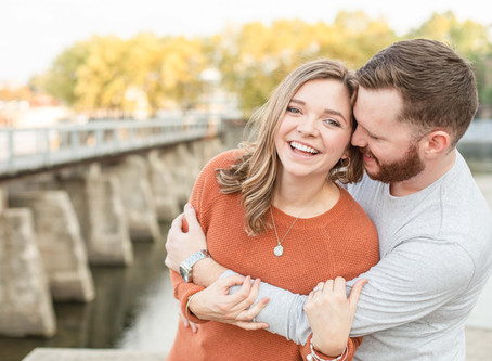 Caitlin + Nick | South Bend, IN | Engagement Shoot