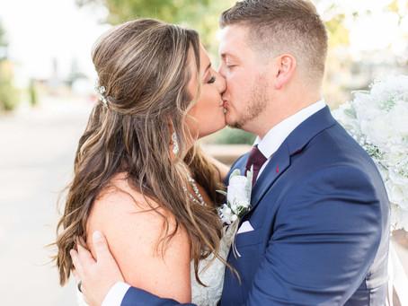 Courtney + Matt | America One Event Center | Wedding | Jackson, MI