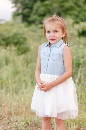 cute girl coordinating outfit engel farms photo shoot