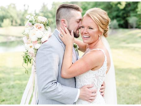 Erin + Ben   Multi-Barn Wedding   White Oak Farm Venue   Michigan City, IN
