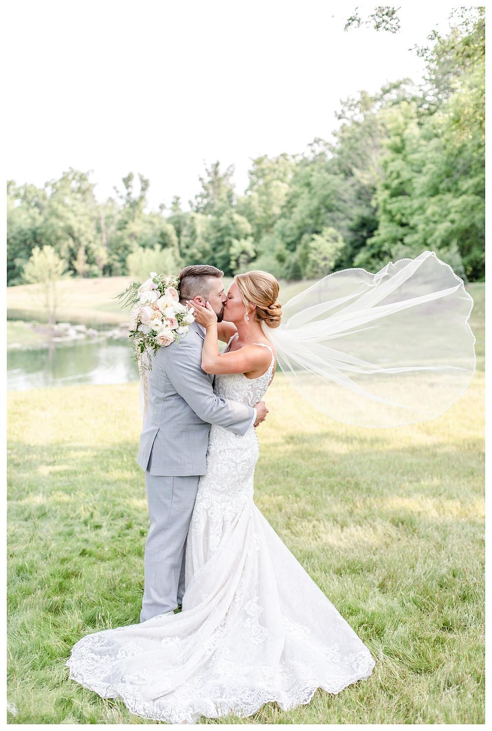 Josh and Andrea light airy joyful style wedding photography husband and wife photogra
