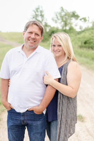 cute couple coordinating outfit engel farms photo shoot