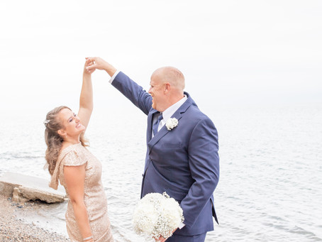 Lauren and Blain's South Haven Destination Beach Wedding