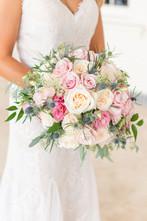 bride bouquet Kent Country Club Wedding Grand Rapids