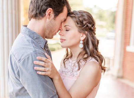 Katie + Trey | Engagement | Milledgeville, GA