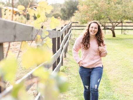 Senior Sessions of 2020: Olivia