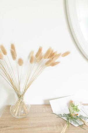in the details byron center truer design bridal suite