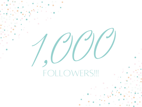 1,000 Followers: What we've learned