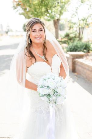 Bride wedding American 1 event center Jackson michigan