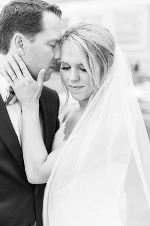 bride and groom Kent Country Club Wedding Grand Rapids