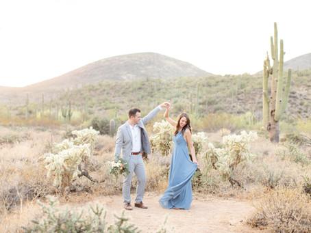 J&A Milestone | Anniversary Session | Amy and Jordan Demos | Phoenix, AZ