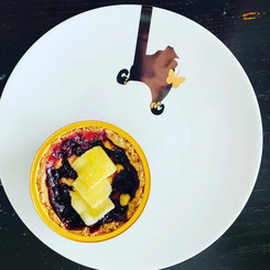 Blackberry Lavender with Snowdonia Cheese