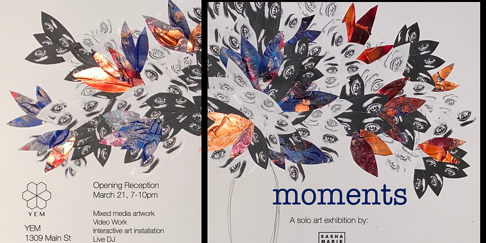 """YEM Gallery presents """"moments"""", a Grand Opening"""