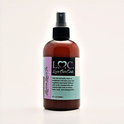 Love our Curls Lavish Leave-In Conditioner