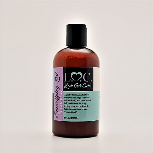 Love Our Curls Emulsifying Zest Shampoo