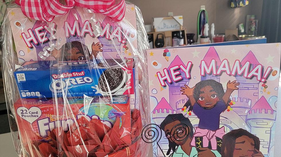 """Hey Mama"" Basket"