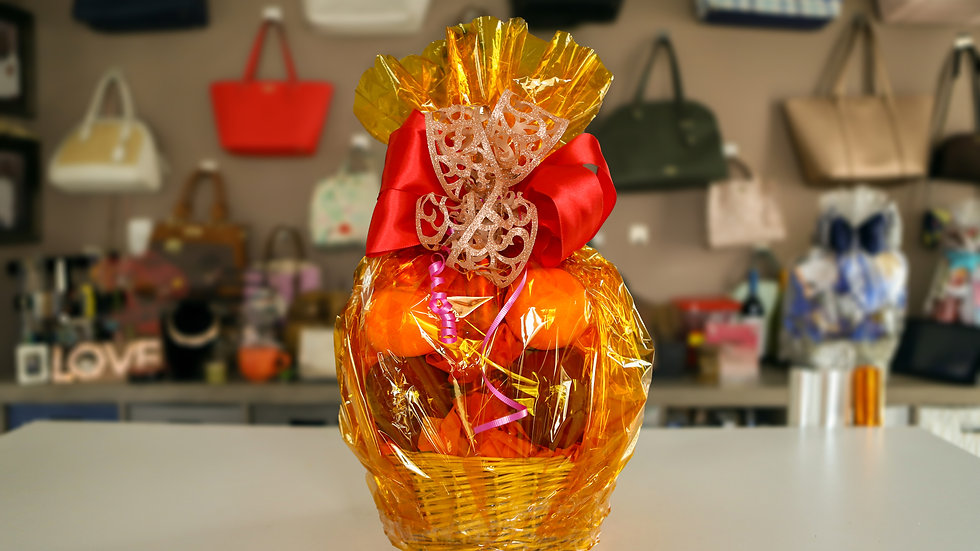 Ladies Valentine's Basket