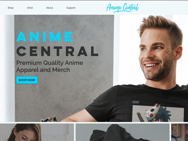 Anime Central Shop