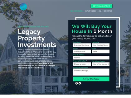 Legacy Property Investments, LLC