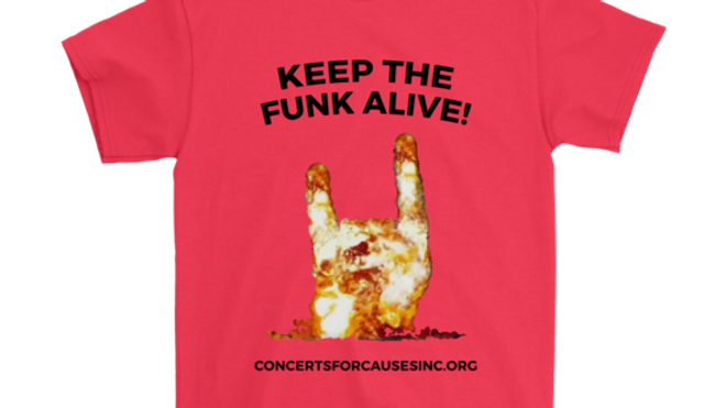 Keep the Funk Alive C4C W