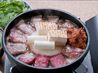 本日放送! 日本テレビ系『ぶらり途中下車の旅』で当店自慢の〈トマト味噌の牛鍋〉が紹介されました!