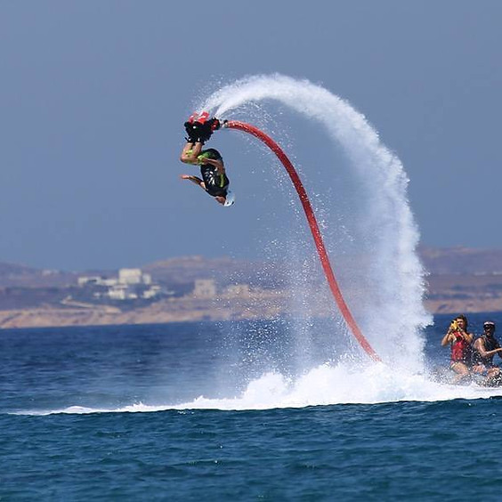 Fly board show  (30/5)