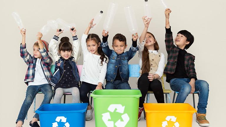 Καθαρός Πειραιάς - 1η Γιορτή Ανακύκλωσης