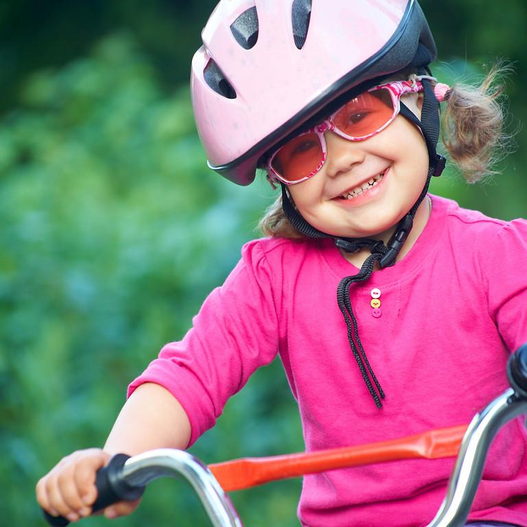 Μαθαίνοντας ποδήλατο - Οι πρώτες πεταλιές