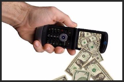 Приставам разрешат взыскивать долги с платежей сотовым операторам