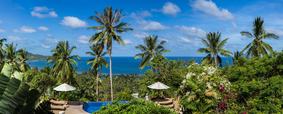 Lower Seascape Villa View