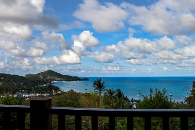 Sky Villa View
