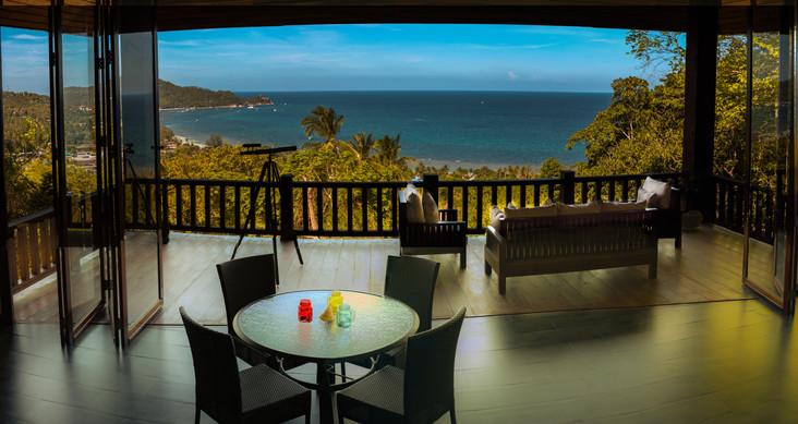 Balkon Sky Villa