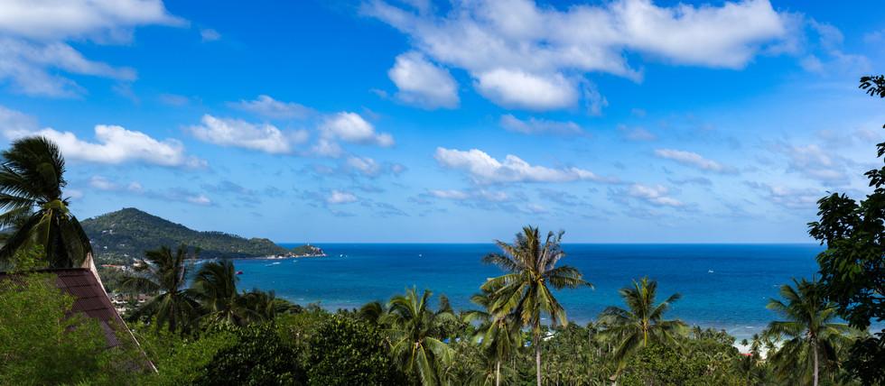 Upper Seascape Villa View