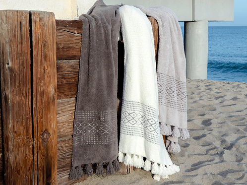 Barefoot Dreams® Cozy Chic® Luxe Casa Throw
